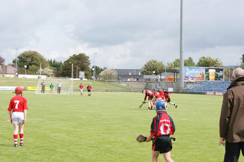 Midfield Battle